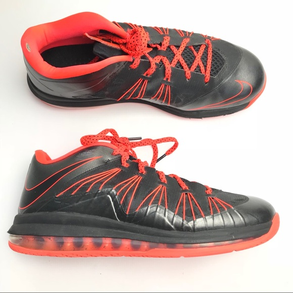 innovative design d43a7 5ce30 Nike Air Zoom Max LeBron James X 10 Low soldier v.  M 5b3d1916534ef9a804d4f4e3